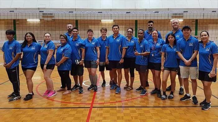 Darwin Volleyball Association