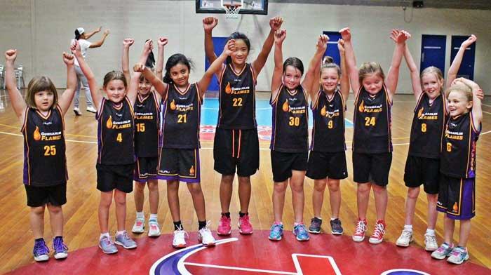 Gungahlin Flames Basketball Club